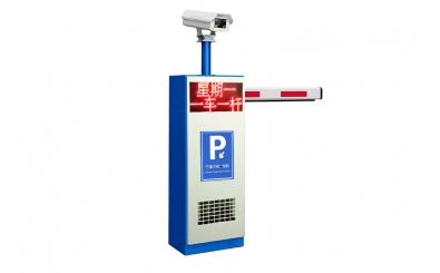 JD-8809車牌識別道閘一體機